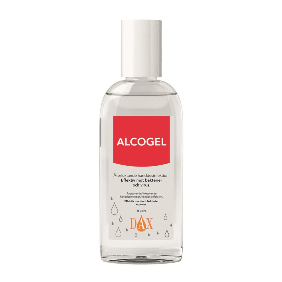 Handdesinfektion Dax Alcogel 85 75ml 51010154