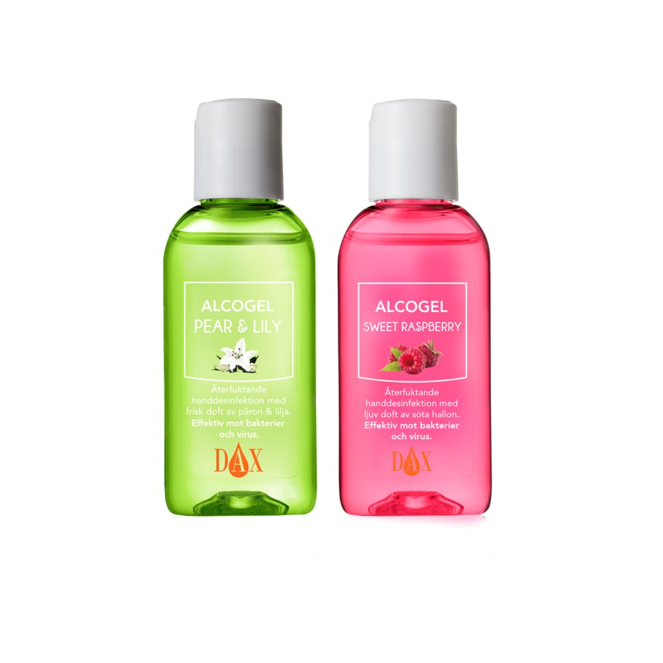 Handdesinfektion DAX Alcogel Pear & Lily 50 ml 51010109_2